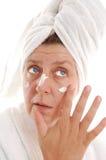 Cuidado de pele Imagem de Stock Royalty Free