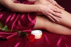 Cuidado de pele Foto de Stock