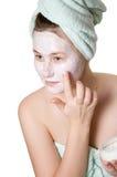 Cuidado de pele Fotos de Stock