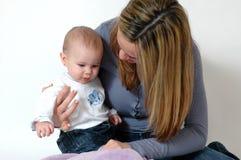 Cuidado del bebé Imagenes de archivo