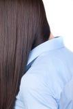 Cuidado del cabello Imagen de archivo libre de regalías