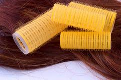 Cuidado del cabello Fotografía de archivo