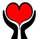 Cuidado del corazón libre illustration