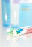 Cuidado dental Fotografía de archivo libre de regalías
