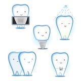 Cuidado dental Imagem de Stock