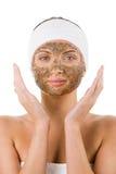 Cuidado facial fotos de stock royalty free