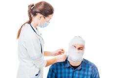 Cuidado médico Fotografía de archivo