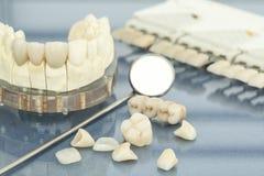 Cuidado médico dental Foto de archivo