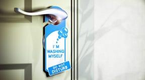 Cuidado personal, higiene Imagenes de archivo