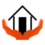 Cuidados en casa Imagen de archivo libre de regalías