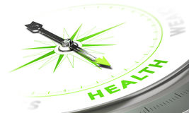 Cuidados médicos Imagem de Stock