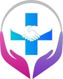 Cuidados médicos amigáveis Imagens de Stock