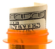 Cuidados médicos caros Fotografia de Stock Royalty Free