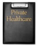 Cuidados médicos confidenciais Imagens de Stock
