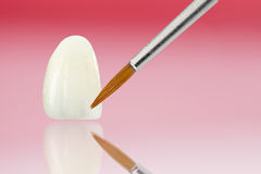 Cuidados médicos dentais foto de stock royalty free