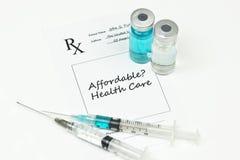 Cuidados médicos disponíveis Imagem de Stock Royalty Free