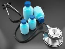 Cuidados médicos e medicina Fotos de Stock Royalty Free