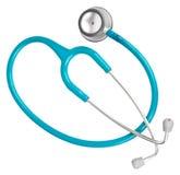 Cuidados médicos - estetoscópio Imagem de Stock Royalty Free