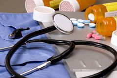 Cuidados médicos gerais 005 Fotografia de Stock Royalty Free