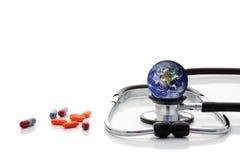 Cuidados médicos universais Fotos de Stock Royalty Free
