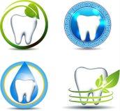 Cuidados médicos dos dentes Fotografia de Stock Royalty Free