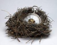 Cuidar su tiempo Imagen de archivo libre de regalías