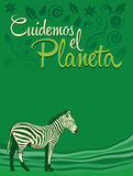 Cuidemos EL Planeta - προσοχή για τον πλανήτη ισπανικά  Στοκ φωτογραφία με δικαίωμα ελεύθερης χρήσης