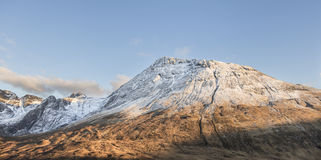Cuillin in Glen Brittle on the Isle of Skye. Stock Image