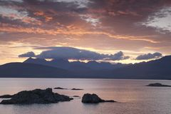 Cuillin Hills, Isle of Skye Royalty Free Stock Image