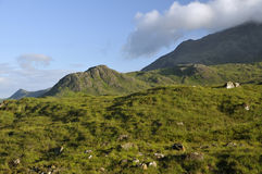 Cuillin Hills south of Sligachan Stock Images