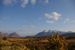 Cuillin Ridge Stock Images