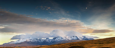 Cuillin Ridge Skye Stock Photos
