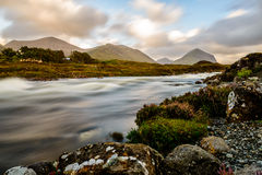 The Cuillin, Scotland Royalty Free Stock Photography