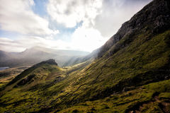 Cuillin,skye of isle,scotland Royalty Free Stock Photography