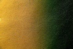 Cuir coloré Photographie stock