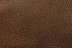 Cuir de Brown images stock