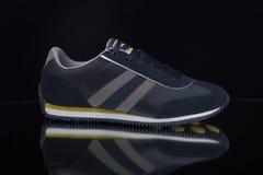 cuir de chaussures Photographie stock