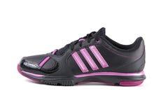 cuir de chaussures Photos stock