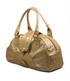 cuir de femelle de sac Images libres de droits