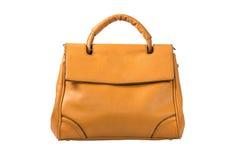 cuir de sac Photo libre de droits