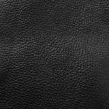 Cuir noir Photos stock