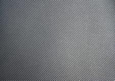 Cuir synthétique noir Photographie stock