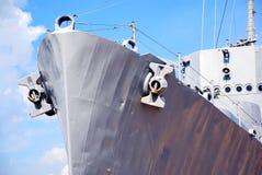 Cuirassé USS Stewart Image stock
