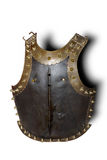 Cuirass of Russian gentleman-at-arms Stock Images