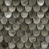 Cuirass seamless background. Royalty Free Stock Images