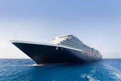cuise oceanu statek Obraz Royalty Free