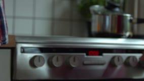 Cuiseur d'induction moderne clips vidéos