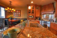 Cuisine à la maison photo libre de droits