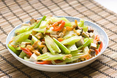 Cuisine. Chinese Cuisine On Close-up Stock Images