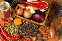 Cuisine Stock Image